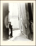 """Movie Posters:Miscellaneous, Gary Cooper by Cecil Beaton (Paramount, 1931). Photo on AutographedCardstock (Photo: 13.75"""" X 17.5"""", Board: 16"""" X 21"""").. ..."""