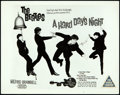 "Movie Posters:Rock and Roll, A Hard Day's Night (United Artists, 1964). Australian Title Card(11"" X 14"").. ..."