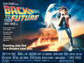 "Movie Posters:Science Fiction, Back to the Future (Universal, 1985). Subway (60"" X 44.5"") Advance,Drew Struzan Artwork.. ..."