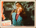 "Movie Posters:Hitchcock, Saboteur (Universal, 1942). Lobby Card (11"" X 14"").. ..."