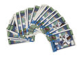 Football Cards:Singles (1970-Now), 1990 Topps Traded Emmitt Smith #27T Lot of 50. Investor-grade grouplot of 50 Emmitt Smith rookie cards for the all-time le...