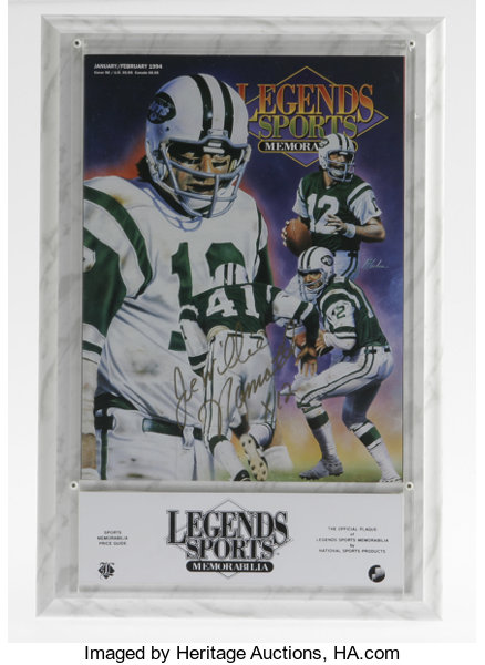 Legends SportsMemorabilia price guide  Football Collectibles Others 36518aa43