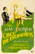 "Movie Posters:Drama, Circe, The Enchantress (MGM, 1924). One Sheet (27"" X 41.5"").. ..."