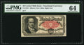 Fractional Currency:Fifth Issue, Fr. 1381 50¢ Fifth Issue PMG Choice Uncirculated 64.. ...