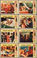 "Movie Posters:Drama, Bus Riley's Back in Town (Universal, 1965). Lobby Card Set of 8 (11"" X 14""). Drama.. ... (Total: 8 Items)"