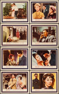 "Movie Posters:Drama, The Roman Spring of Mrs. Stone (Warner Brothers, 1962). Lobby Card Set of 8 (11"" X 14""). Drama.. ... (Total: 8 Items)"