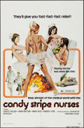 "Movie Posters:Sexploitation, Candy Stripe Nurses & Other Lot (New World, 1974). One Sheets(2) (27"" X 41""). Sexploitation.. ... (Total: 2 Items)"