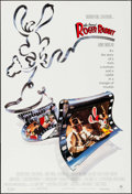 """Movie Posters:Animation, Who Framed Roger Rabbit (Buena Vista, 1988). One Sheet (27"""" X 40""""). Animation.. ..."""