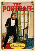 "Movie Posters:Drama, The Portrait (Thomas A. Edison, Inc., 1913). One Sheet (27"" X41"").. ..."