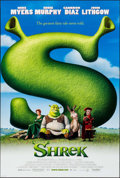 """Movie Posters:Animation, Shrek & Others Lot (DreamWorks, 2001). One Sheets (4) (27"""" X 40""""). 2 Styles Advance. Animation.. ... (Total: 4 Items)"""