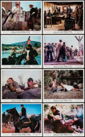 "Movie Posters:Western, Major Dundee (Columbia, 1965). Photos (23) Color Photos (16) (8"" X 10""). Western.. ... (Total: 39 Items)"