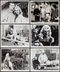 """Movie Posters:Horror, She Demons (Astor Pictures, 1958). Photos (6) ( (8"""" X 10""""). Horror.. ... (Total: 6 Items)"""