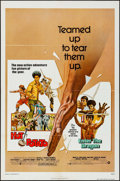 "Movie Posters:Action, Kung Fu Lot (Various, 1960s-1980s). One Sheets (14) (27"" X 41"").Action.. ... (Total: 14 Items)"