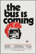 "Movie Posters:Blaxploitation, The Bus is Coming & Others Lot (William Thompson Intl.,1971). One Sheets (3) (27"" X 41"") 2 Styles. Blaxploitation.. ... (Total: 3 Items)"