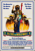 "Movie Posters:Documentary, All This and World War II (20th Century Fox, 1976). One Sheet (27"" X 41""). Documentary.. ..."