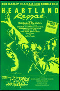 """Movie Posters:Documentary, Heartland Reggae/Rasta and the Ball Combo (Blue Dolphin, 1983). First Release British Double Crown (20"""" X 30""""). Documentary...."""