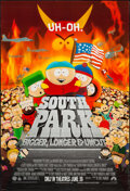 """Movie Posters:Animation, South Park: Bigger Longer & Uncut (Paramount, 1999). One Sheet(27"""" X 41""""). Animation.. ..."""