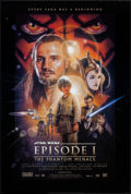 """Movie Posters:Science Fiction, Star Wars: Episode I - The Phantom Menace (20th Century Fox, 1999). One Sheet (26.75"""" X 40.75""""). SS. Science Fiction.. ..."""