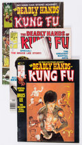 Magazines:Miscellaneous, The Deadly Hands of Kung Fu Group of 26 (Marvel, 1974-77)Condition: Average VG/FN.... (Total: 26 Comic Books)