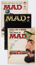 Magazines:Mad, MAD Magazine Group of 28 (EC, 1963-82) Condition: Average VG....(Total: 28 Comic Books)