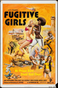 """Movie Posters:Exploitation, Five Loose Women & Other Lot (SCA, 1974). One Sheets (2) (27"""" X 41""""). Exploitation. Alternative Title: Fugitive Girls.. ... (Total: 2 Items)"""