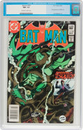 Modern Age (1980-Present):Superhero, Batman #357 (DC, 1983) CGC NM+ 9.6 Off-white to white pages....