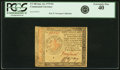 Colonial Notes:Continental Congress Issues, Continental Currency January 14, 1779 $2 PCGS Extremely Fine 40.....