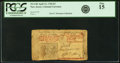Colonial Notes:New Jersey, New Jersey April 12, 1760 £3 PCGS Fine 15.. ...