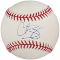 Autographs:Baseballs, Curt Schilling Single Signed Baseball. ...
