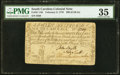 Colonial Notes:South Carolina, South Carolina February 8, 1779 $90 PMG Choice Very Fine 35.. ...