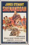 "Movie Posters:Western, Shenandoah (Universal, 1965). One Sheet (27"" X 41""). Western.. ..."