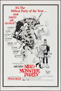 """Movie Posters:Animation, Mad Monster Party (Embassy, 1968). One Sheet (27"""" X 41"""").Animation.. ..."""