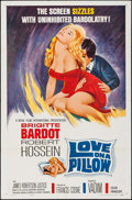 """Movie Posters:Foreign, Love on a Pillow (Royal Films International, 1963). One Sheet (27"""" X 41""""). Foreign.. ..."""
