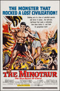 "Movie Posters:Adventure, The Minotaur & Others Lot (United Artists, 1961). One Sheets(3) (27"" X 41""). Adventure.. ... (Total: 3 Items)"