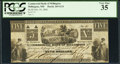 Obsoletes By State:Maryland, Millington, MD - Commercial Bank of Millington $5 Feb. 19, 1840 G14. ...