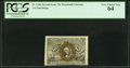 Fractional Currency:Second Issue, Fr. 1244 10¢ Second Issue PCGS Very Choice New 64.. ...