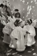 Photographs:Gelatin Silver, Edouard Boubat (French, 1923-1999). Portugal, 1958. Gelatinsilver, printed later. 13-7/8 x 9-1/4 inches (35.2 x 23.5 cm...