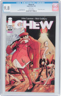 Modern Age (1980-Present):Miscellaneous, Chew #2 (Image, 2009) CGC NM/MT 9.8 White pages....