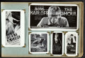 "Movie Posters:Miscellaneous, British Key Art Movie Photos (1930s). Photo Album (47 Pages, 10"" X14.5"").. ..."