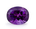 Gems:Faceted, Gemstone: Amethyst - 11.5 cts.. Artigas. Artigas Department.Uruguay. 15.5 x 12.5 x 10.3 mm. ...