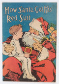 Golden Age (1938-1955):Miscellaneous, March of Comics #nn (#2) How Santa Got His Red Suit (K. K. Publications, Inc., 1946) Condition: FN-....