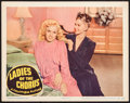 "Movie Posters:Comedy, Ladies of the Chorus (Columbia, 1948). Lobby Card (11"" X 14"").. ..."