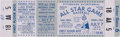 Baseball Collectibles:Tickets, 1959 All-Star Game Full Ticket. ...
