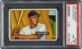 Baseball Cards:Singles (1950-1959), 1951 Bowman Willie Mays Rookie #305 PSA NM-MT 8....