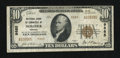 National Bank Notes:Virginia, Norfolk, VA - $10 1929 Ty. 2 NB of Commerce Ch. # 9885. ...