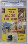 Silver Age (1956-1969):Adventure, Movie Comics: Nikki, Wild Dog of the North - File Copy (Gold Key, 1964) CGC NM 9.4 Off-white to white pages....