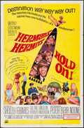 "Movie Posters:Rock and Roll, Hold On! & Other Lot (MGM, 1966). One Sheet (27"" X 41"") &Lobby Card Set of 8 (11"" X 14""). Rock and Roll.. ... (Total: 9Items)"
