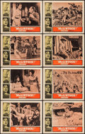 """Movie Posters:Western, McLintock! (United Artists, 1963). Lobby Card Set of 8 (11"""" X 14""""). Western.. ... (Total: 8 Items)"""