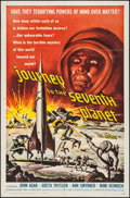 """Movie Posters:Science Fiction, Journey to the Seventh Planet (American International, 1961). OneSheet (27"""" X 41""""). Science Fiction.. ..."""