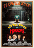 "Movie Posters:Musical, Little Shop of Horrors (Warner Brothers, 1986). One Sheet (27"" X 41""). Musical.. ..."